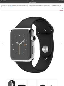 Apple Watch Edelstahl - refurbished von apple - 42 mm
