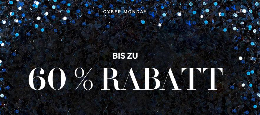 Nur heute bis zu 60% Rabatt auf die neue Kollektion + gratis Versand @H&M Cyber Monday