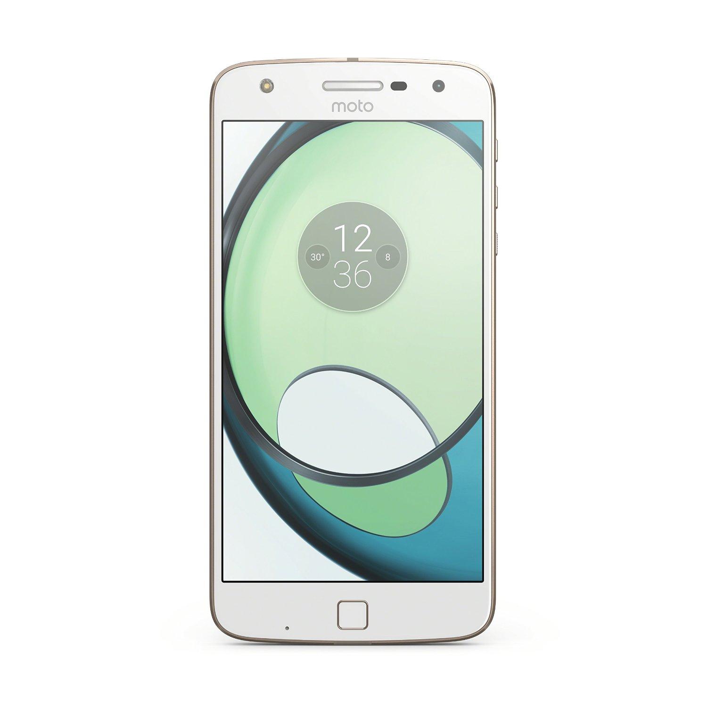 Moto Z Play 32 GB Dual Sim weiss  Amazon.fr 351,89€