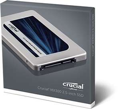 Crucial MX300 SSD mit 525GB für 93,90€ [Amazon.fr]