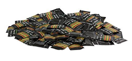 [Amazon Blitzangebot]  Billy Boy Kondome 100er Beutel in schwarz mit Feuchtfilm für 16.77 Euro