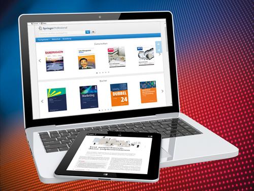 [Springer Professionals] 30 Tage kostenfreier Zugriff auf alle Fachbücher, Fachzeitschriften, Journals, Dossiers, Grafiken, Dokumente und Videos