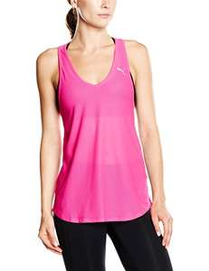 Amazon: Puma Damen Mesh It Up Layer Tank Top Gr. M für 7,96€