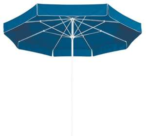 [Amazon] Best Großschirm Ibiza, Blau, Durchmesser 300 cm, Aluminiumgestell