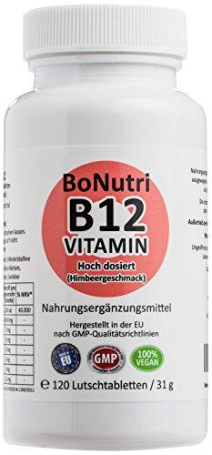 AMAZON PRIME! FÜR NUR 1 EURO! VITAMIN B12 - 100 LUTSCHTABLETTEN CODE: NCYOFFNK
