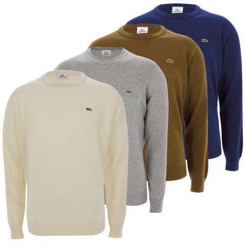 [eBay WOW] Lacoste Herren Rundhals Pullover / statt 119,90 €