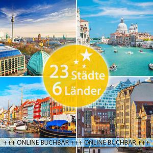 3 Tage Kurzurlaub im A&O Hotel in einer Stadt deiner Wahl (23 Städte - 6 Länder - 34 Hotels) für 59 Euro [Ebay]