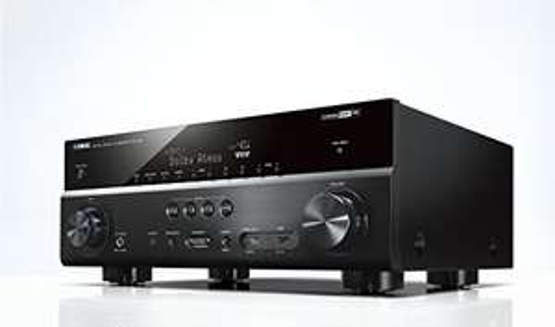 YAMAHA MusicCast RX-V781 Schwarz (Kreditkarte nötig)