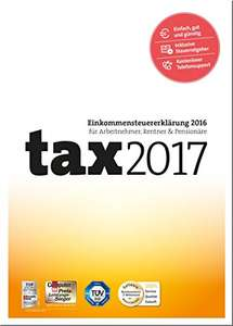 Amazon tax 2017 (für Steuerjahr 2016) [PC Download]