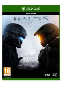Halo 5 Guardians - Xbox One Key für 12,59€ @Cdkeys