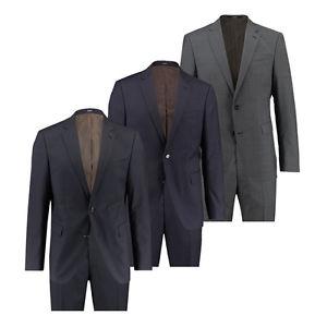 JOOP! Herren Anzug Finch-Brad anthrazit blau NEU 44 - 56 + Kurzgröße Langgröße, versch. Variante für 199,90€