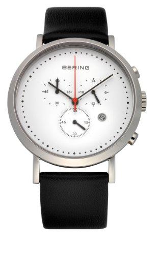 Amazon Weihnachtsdeal: BERING Time Herren-Armbanduhr Slim Classic Chronograph 10540-404 @ 59,95 Euro inkl. Versand