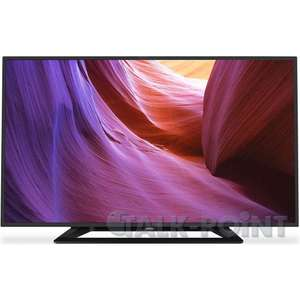 [Talk-Point] Philips 32PHK4100 81 cm (32 Zoll) LED-TV, HD ready, 100 Hz (interpoliert), Triple Tuner, USB-Recording & Timeshift