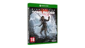 Rise of the Tomb Raider (Disc) (Xbox One) für 20,75€ [Amazon.co.uk]