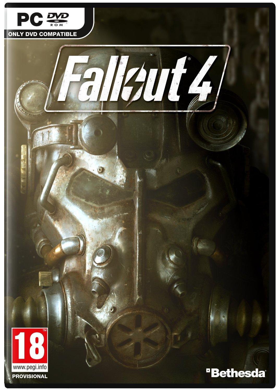 Fallout 4 (Disc) für 15€ [Amazon.co.uk]