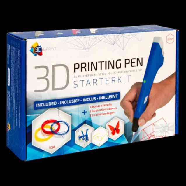 [Action] 3D PEN inklusive 10m PLA Faser nur noch heute Gültig