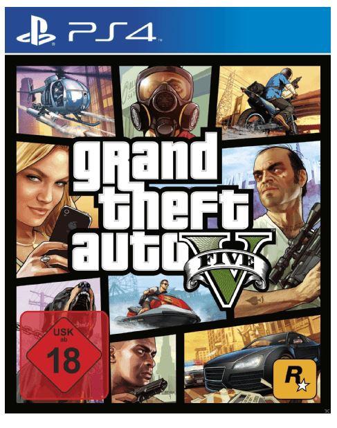 [Saturn offline] GTA 5 für PS4 und Xbox One