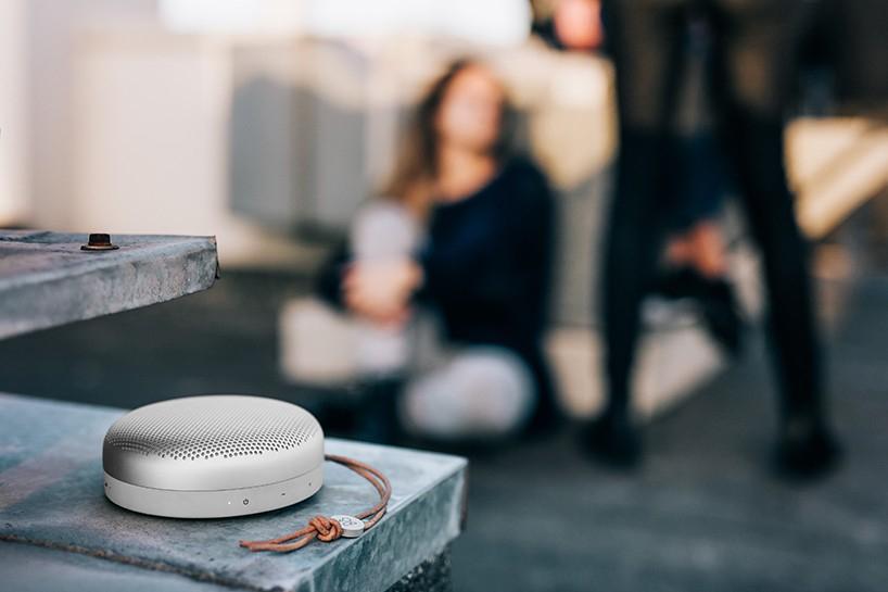 B&O BEO PLAY Tragbarer Bluetooth-Lautsprecher A1, 179€ @B4F