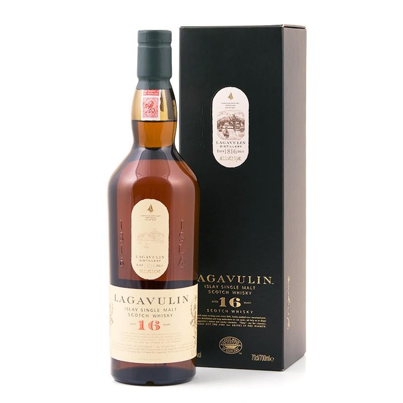 Lagavulin 16 Jahre (Preis je Flasche bei 2 Stück)