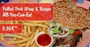 [noch heute!!] All You Can Eat für Pulled Pork Wraps & Burger - nur 9,90 € bei Miss Pepper am 28. & 29. Nov.