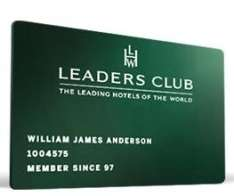 Leaders Club - Gratis Mitgliedschaft (Wert 130€)