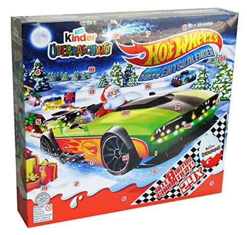 Kinder Überraschung Adventskalender Hot Wheels 14,99 Amazon PRIME!