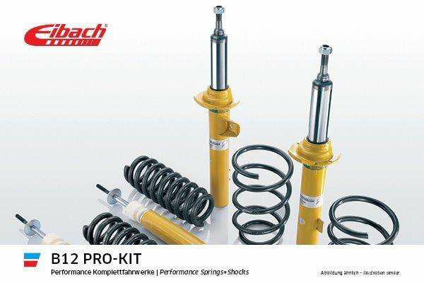 kfzteile24.de - Bilstein Eibach B12 Pro-Kit Fahrwerkssatz für 476€ (statt 560€)