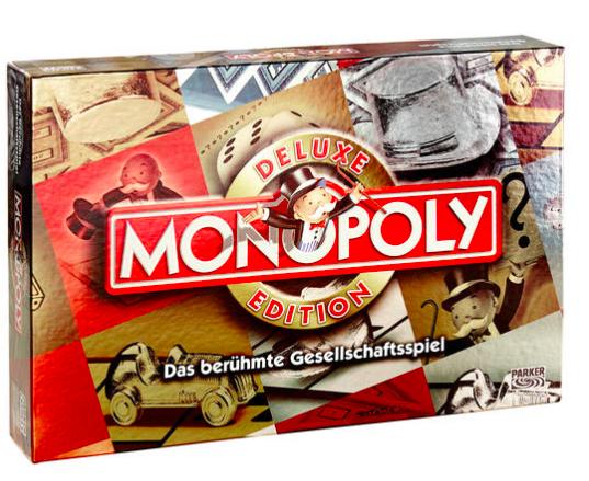Monopoly Deluxe von Hasbro für 17,99€ bei Abholung @ [GALERIA Kaufhof] statt 35€