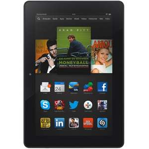Kindle Fire HDX 8.9, 22,6 cm (8,9 Zoll), HDX-Display, WLAN, 64 GB --WHD--