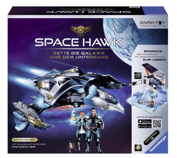 Vorbei, jetzt 16,99€. Ravensburger Space Hawk + Episode Das dunkle Herz für 10,15€ mit [Amazon Prime]
