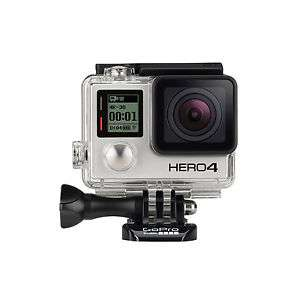 GoPro Actionkamera Hero 4 Black Cam Full HD WiFi 1080p Actioncam Kamera - generalüberholt 300,-€ anstatt 359,-€