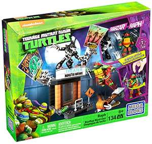 Mega Bloks - Teenage Mutant Ninja Turtles Coole Angriffsaction für 9,83€ bei [Amazon Prime] statt ca. 18€