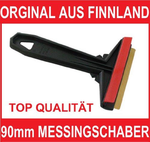 *Amazon.de* Eiskratzer aus Messing | 100% Original aus Finnland | *Bestseller Nr.1*
