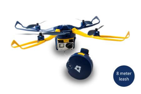 Fotokite Phi – Extended Leash || Leinengebundene Drohne || statt 508€
