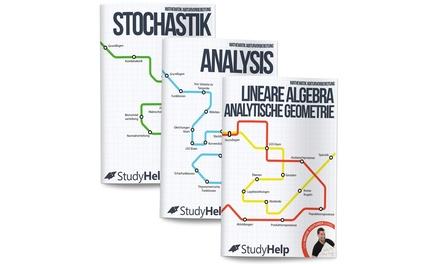 StudyHelp-Mathe-Abitur-Lernhefte (60% sparen*)