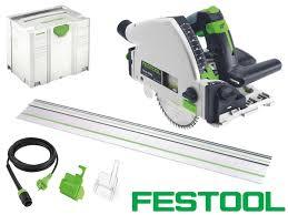 [CONTORION] Festool Tauchsäge TS 55 REBQ Plus + FS 1400/2 (Führungsschiene) + Systainer