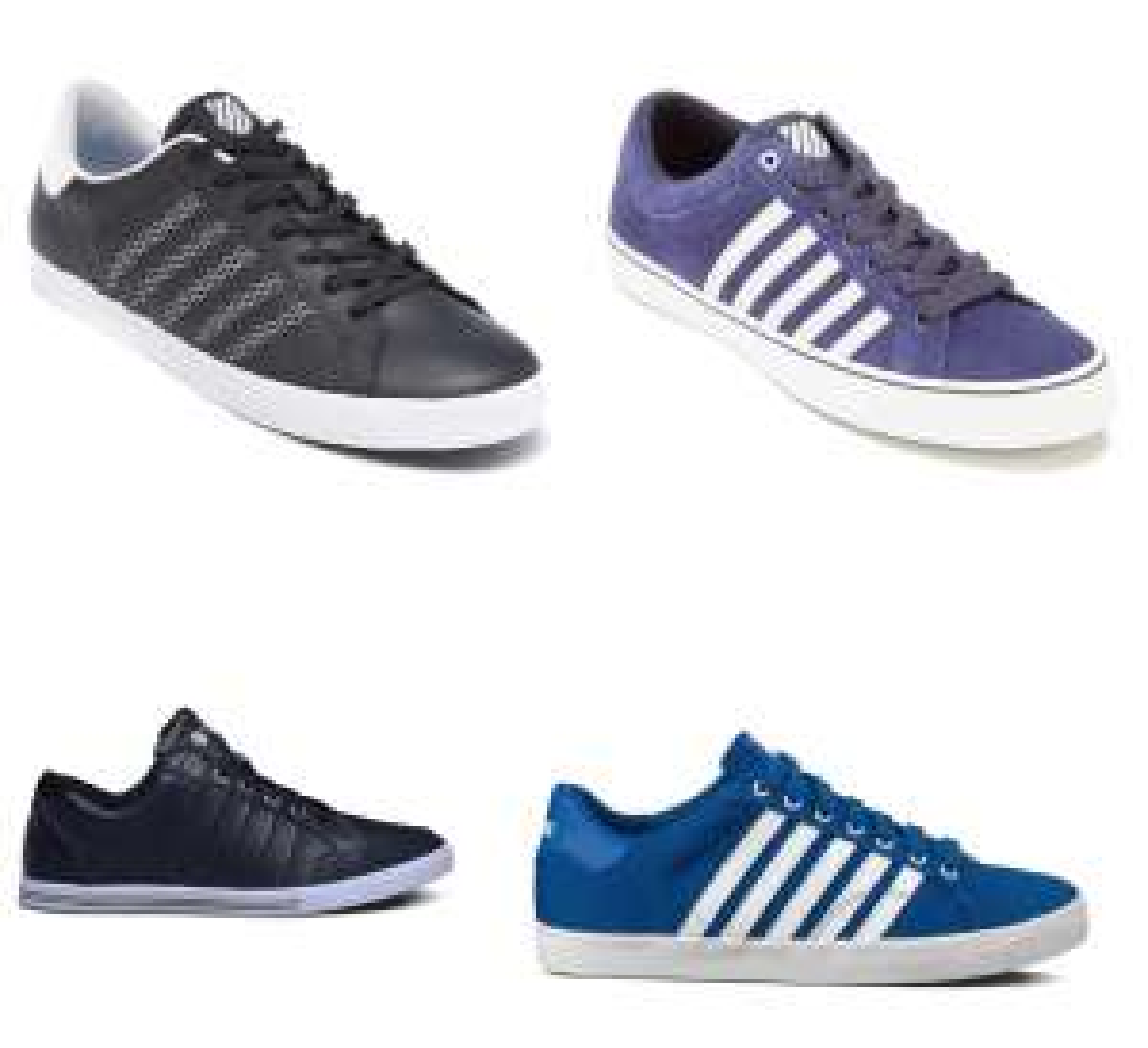 "K-Swiss™ - Herren Sneaker ""Belmont""/""Ad Court""/""Set Court"" ab €14,96 [@Zavvi.de]"