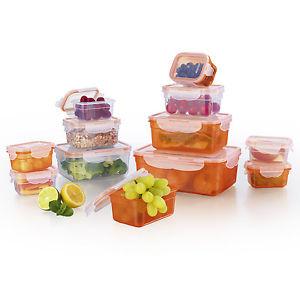 """GOURMETmaxx Frischhaltedosen-Set """"Klick It"""" 24-tlg. für 12,99€ @ebay"""