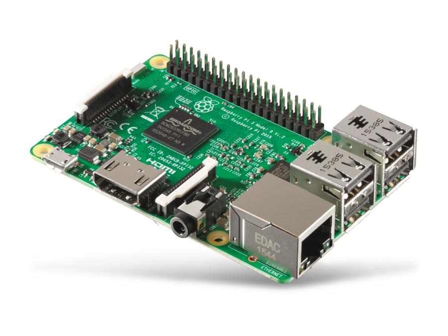 [eBay WOW] Raspberry Pi 3 für  29,90 €
