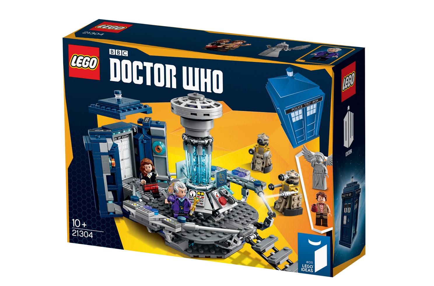 [Amazon.co.uk] Lego Ideas 21304 Doctor Who ca. 45 Euro