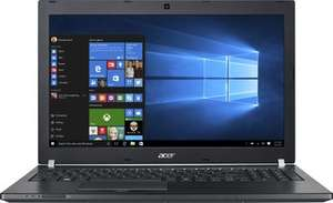 "[Future-X] Acer TravelMate P658-MG-74QM 15.6"" Notebook Core i7 2.5 GHz 8 GB RAM 2x 256 GB SSD Win 7 Pro + Win 10 Pro (NX.VCUEG.002) für 910,68€"