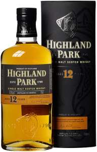 Highland Park 12 Jahre Single Malt Scotch Whisky (1 x 0.7 l) von Delinero