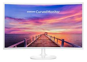 "Samsung 31.5"" Curved Monitor"