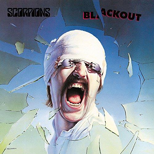 Scorpions - Blackout CD+DVD+Autorip (50th Anniversary Deluxe Edition) CD+DVD [Amazon Prime Biltzdeal]