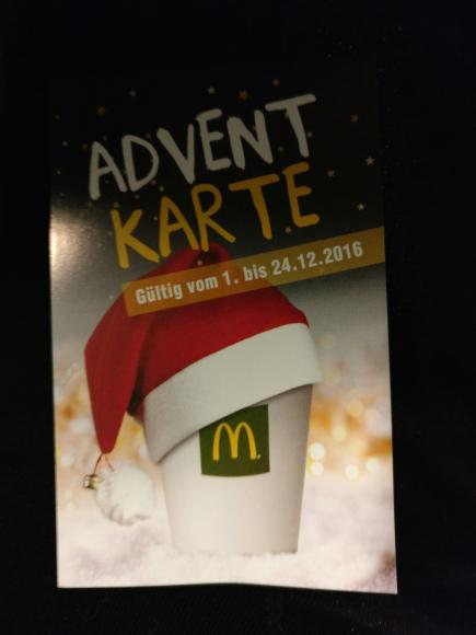 McDonalds: jeden Tag ein Getränk* for free [LOKAL in Ulm um Ulm und um Ulm herum]