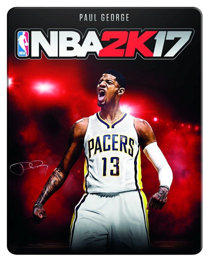 NBA2K17 Metal case XBOXOne
