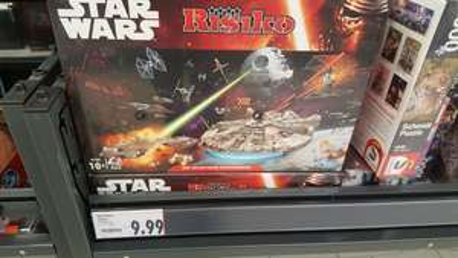 [Kaufland] Star Wars Risiko