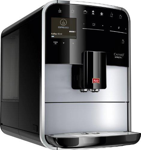 Melitta F 731-101 Premium Kaffeevollautomat (Caffeo Barista) - Ersparnis 100,-€ !!