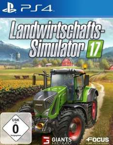 [Amazon] PS4 Landwirtschafts-Simulator 17 Standard Edition