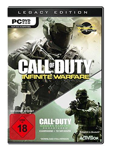 Call of Duty Infinite Warfare Legacy Edition - PC für 33€+5€ Versand